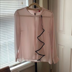Pink Vince Camuto Blouse